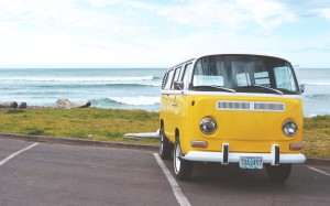 Sunshine Coast Kombi